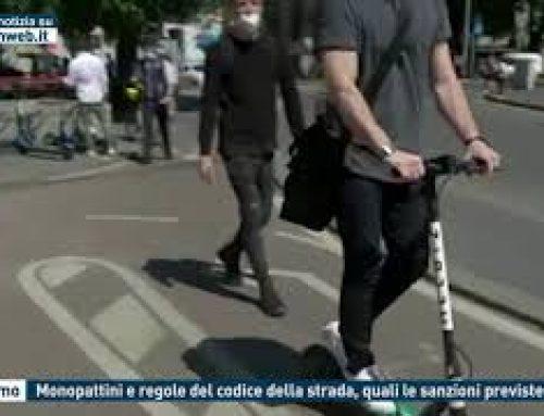 Palermo – Monopattini e regole del codice della strada, quali le sanzioni previste