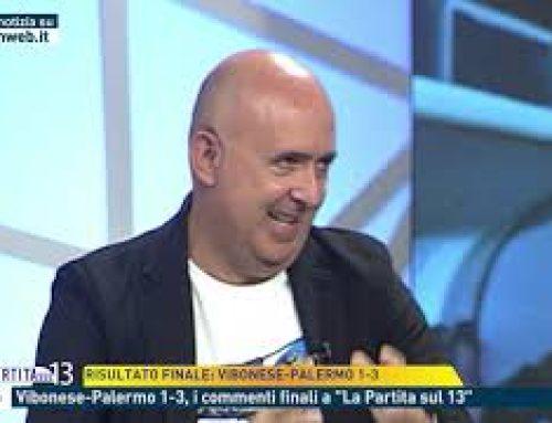 """Calcio – Vibonese-Palermo 1-3, i commenti finali a """"La Partita sul 13"""""""