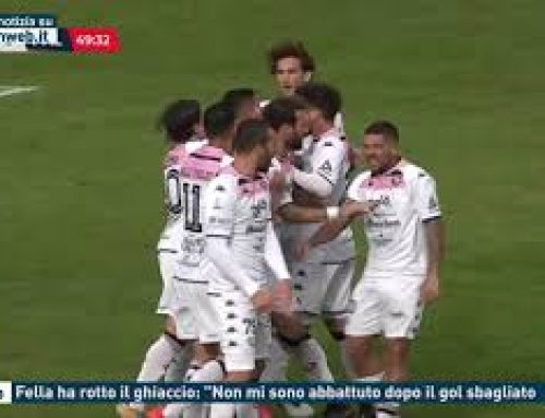 """Calcio – Fella ha rotto il ghiaccio: """"Non mi sono abbattuto dopo il gol sbagliato"""